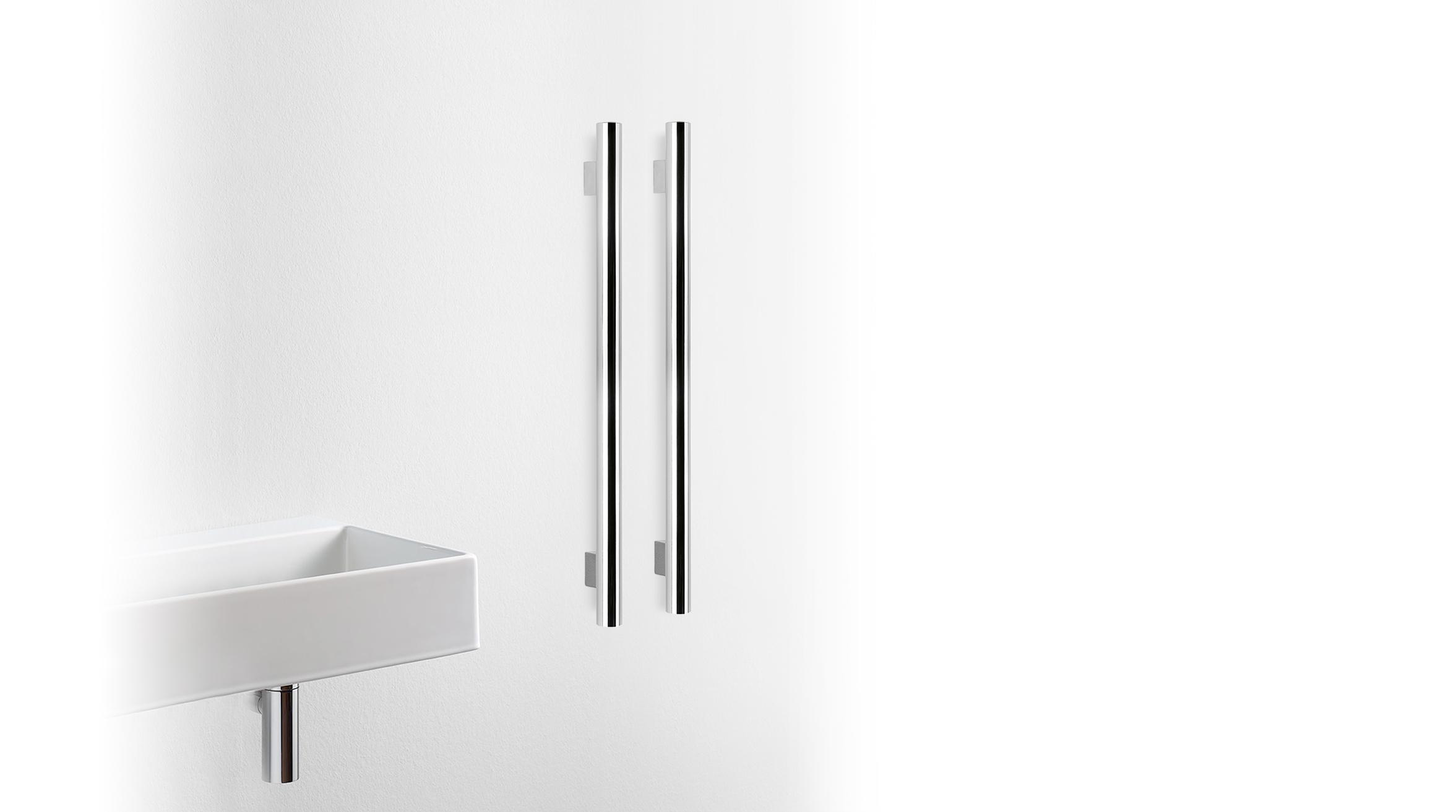 seca-toalhas minimalista FOURSLIM BY ARCH.