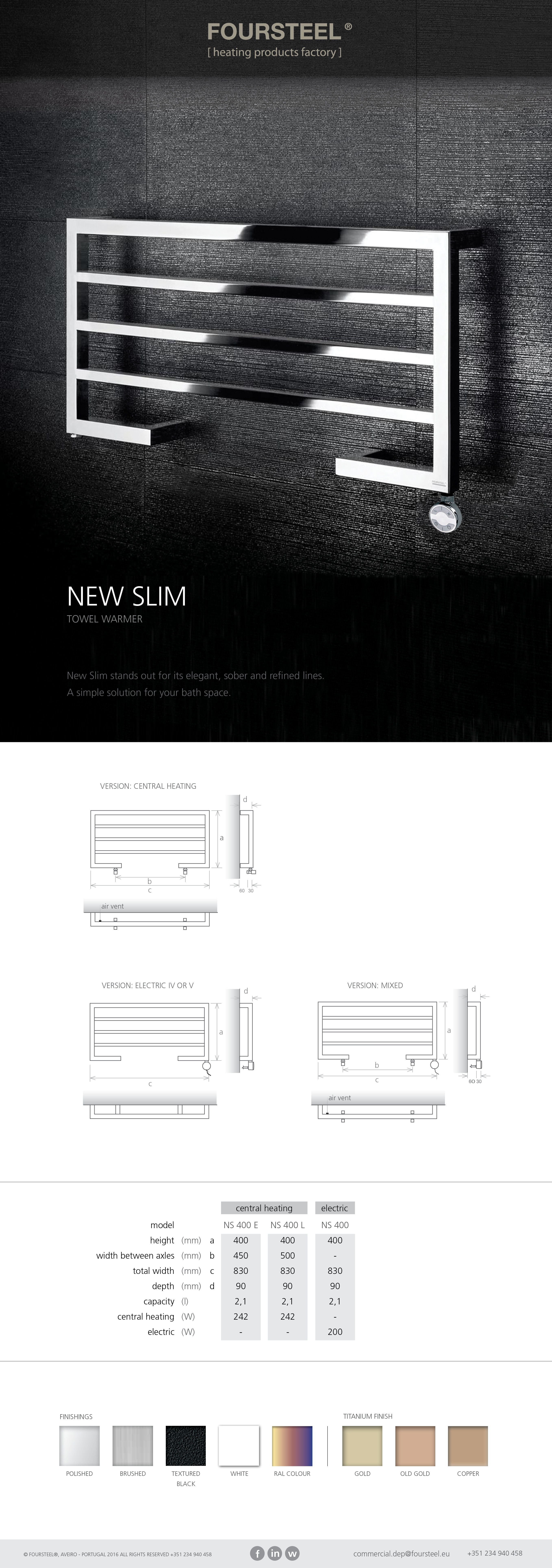 New Slim - 2017